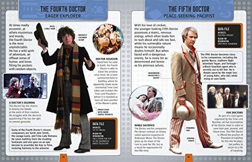 Doctor Who: Character Encyclopedia