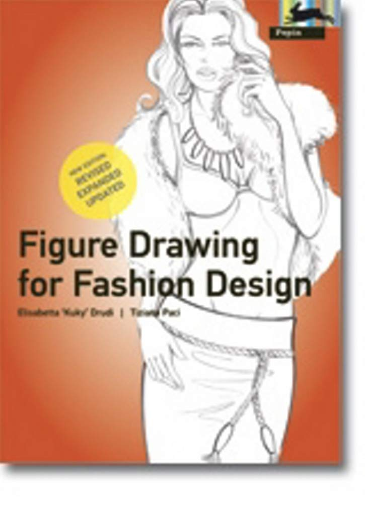 Pepin Press Figure Drawing for Fashion Design (Pepin Press Design Books) (961505)