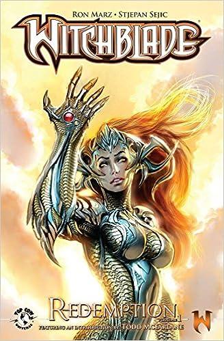 Witchblade: Redemption Volume 1-4 Set: Amazon.es: Marz, Ron ...