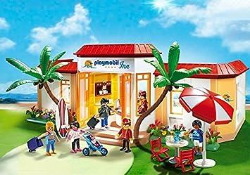 Playmobil 5998 Tropical Beach Hotel by Playmobil