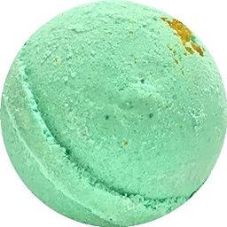 Ultra Lush Bath Bombs 4.5 oz each - Grab Bag of 12 Assorted Large Tennis Ball Size Bath Fizzies -- Vegan Bath Bombs, 100+ Fragrances, Made in USA