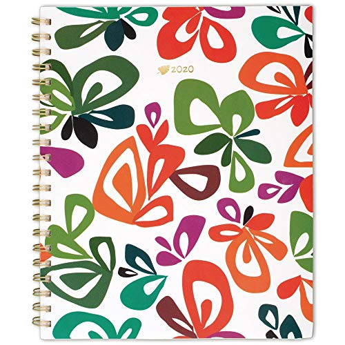 At-A-Glance Jane Dixon Flutter Weekly/Monthly Planner, Multicolor