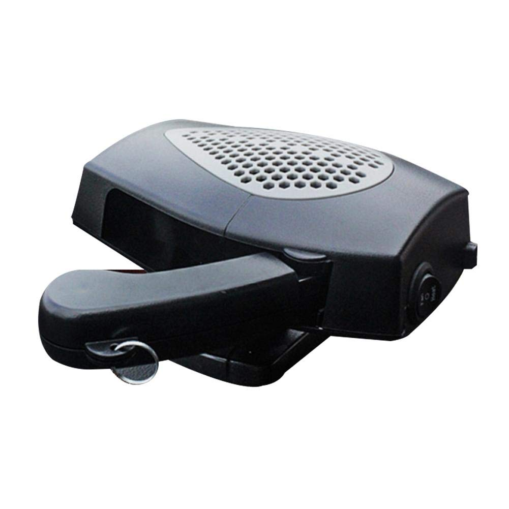 Amazon.com: Car Heater and Defroster DC 12V Portable Car Heater Warmer Snow Defogger, 12V Dash Mounted Heater Car Vehicle Heating Cooling Fan Defroster& ...