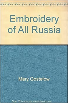 Embroidery of All Russia