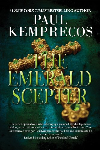 "The Emerald Scepter (A Matinicus ""Matt"" Hawkins Adventure Book 1) by [Kemprecos, Paul]"