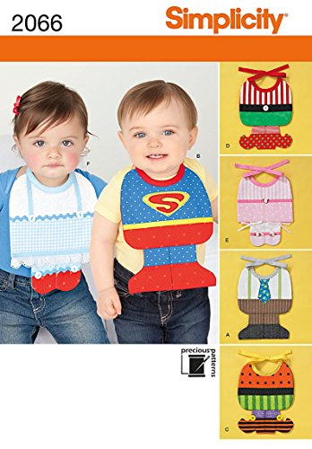 Simplicity Sewing Pattern 2066: Babies' Costumes, Os (One -
