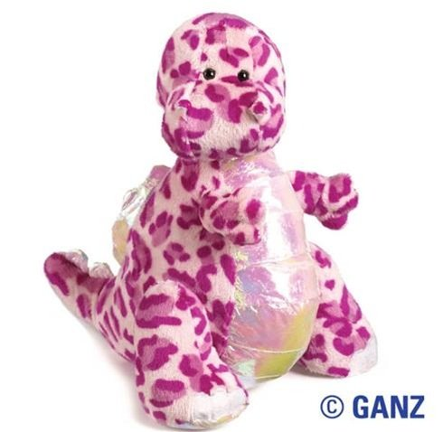 Amazon Com Webkinz Spotty Dinosaur Toys Games