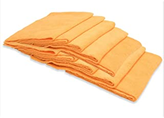 Aboventi  Cleaning Cloths: Pack Of 10 Lint Free Microfibre Towels For Polishing, Washing, Waxing And Dusting – Durable And Super Soft Polyester Cloths For Every Surface – For Professional And Home Use