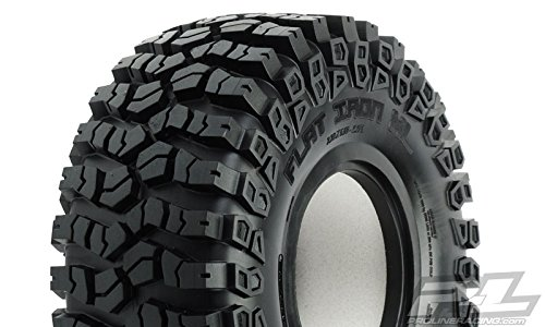 ProLine 1011514 Flat Iron 2XL G8 Rock Terrain Truck Tires wi
