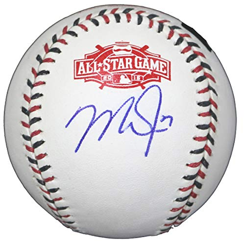 - Mike Trout Los Angeles Angels Signed Autographed Rawlings 2015 All-Star Game Official Baseball COA