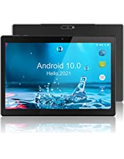 Android Tablet 10 Inch 2021, 32GB Storage, WiFi Tablets with Android 10.0 OS, 5MP Rear Camera, WiFi, Bluetooth, Google Certified, HD IPS Screen