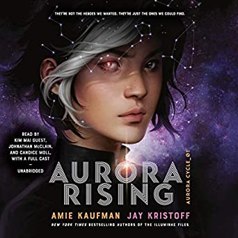 Amazon com: Aurora Rising: The Aurora Cycle, Book 1 (Audible Audio