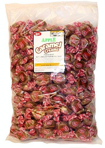Goetze's Caramel Creams, Apple, 80 oz