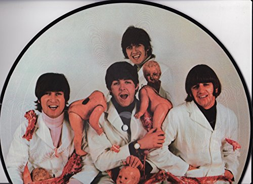 beatles butcher cover - 4