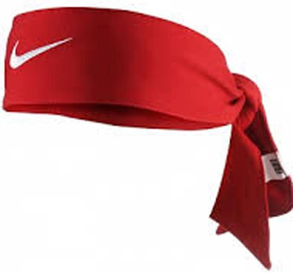 Nike Dri-Fit Head Tie 2.0 (Red): Clothing