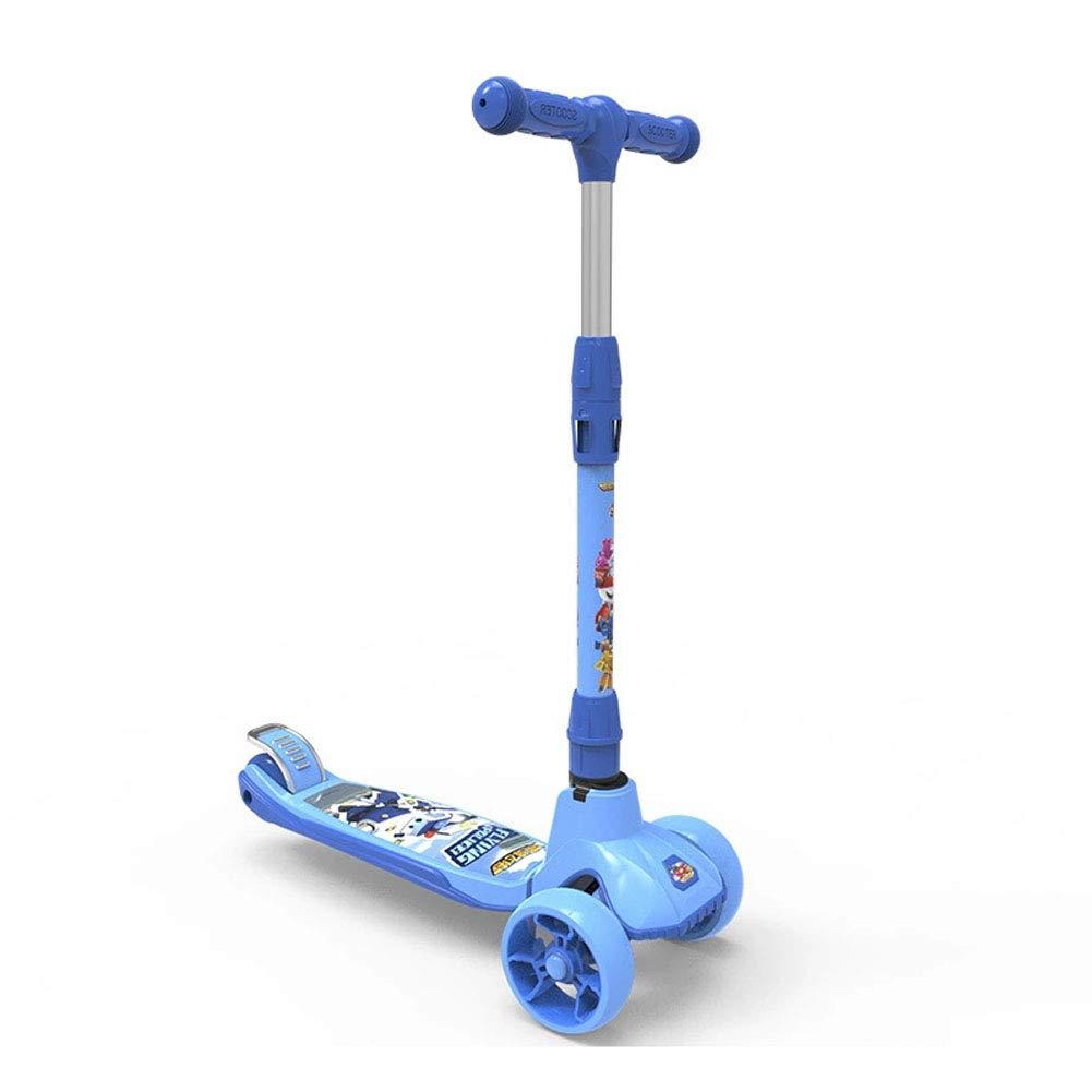 Gjzww Patinete - Scooter Vespa De para Niños Modelos De ...