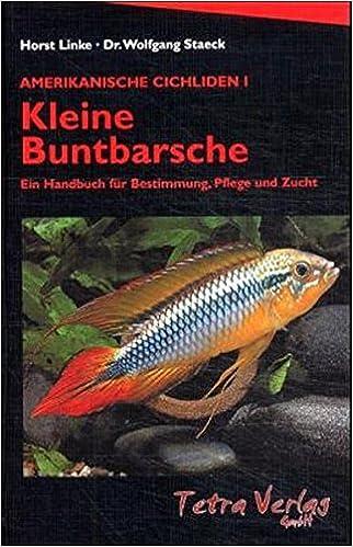 Tetra Verlag Amerikanische Cichliden Ii *neu* Große Buntbarsche