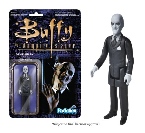 Funko Buffy The Vampire Slayer The Gentleman ReAction Figure