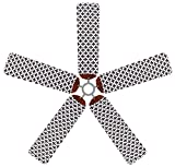 Cheap Fan Blade Designs Fleur-de-lis Ceiling Fan Blade Covers
