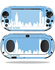MightySkins Skin Compatible with Sony PS Vita (Wi-Fi 2nd Gen) – New York | Protective, Durable, and Unique Vinyl Decal wrap Cover | Easy to Apply, Remove, and Change Styles | Made in The USA