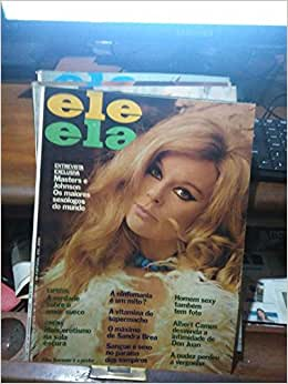 REVISTA ELE ELA ANO 4 Nº44 - - Livros na Amazon Brasil