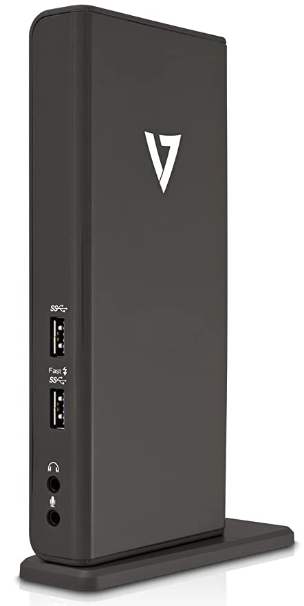 V7 UDDS-1E Universal USB 3.0 Docking Station