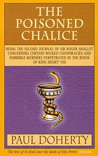 book cover of The Poisoned Chalice