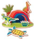 : ALEX Toys Dinosaur Island 812D