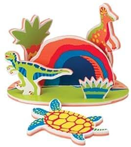 ALEX Toys Dinosaur Island 812D