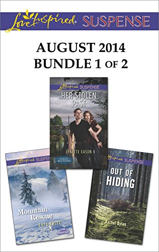 book cover of Love Inspired Suspense August 2014 - Bundle 1 of 2