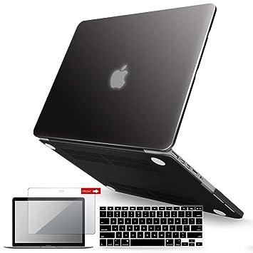 Amazon.com: iBenzer - Carcasa rígida para Apple MacBook Pro ...