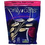 Only Oats Pure Gluten Free Steel Cut Oats, 1Kg