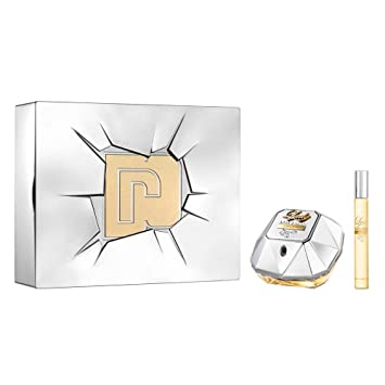 Paco Rabanne Lady Million Lucky 2018 Gift Set 50ml Eau De Parfum