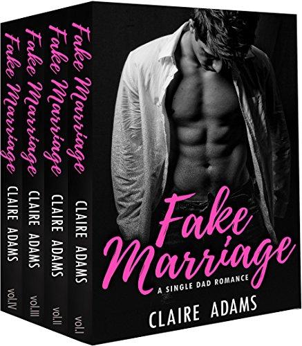 Fake Marriage Box Set (A Single Dad Romance) cover