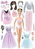 : Barbie Magnets - Ballet
