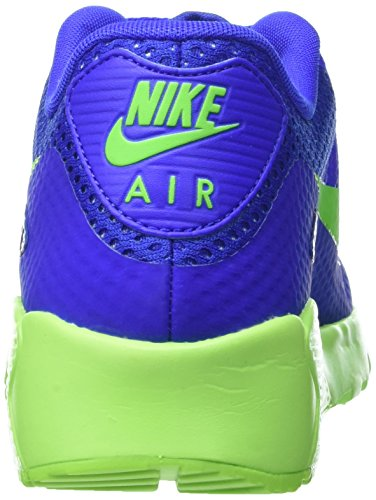 Blue Garçon Course GS Electric Multicolore Green de Multicolore Racer Air Max 90 Entraînement Nike Blk BR qnT078Uw