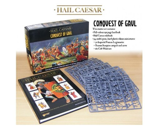 Hail Caesar: Conquest Of Gaul Starter Miniature Set