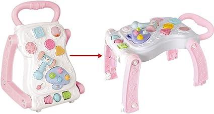 Sipobuy Bebé Primeros pasos Actividad Caminante y juego Mesa 2 EN ...