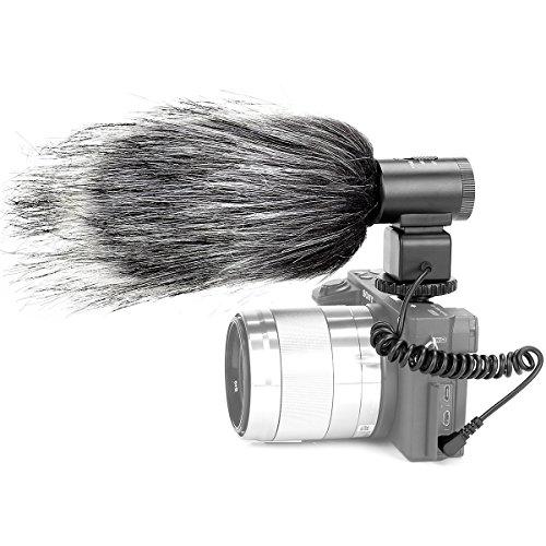 Meike MP1 Shotgun Digital Camera Microphone Cardioid Directi