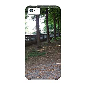 Iphone 5c Hard Back With Bumper Cases Covers Parco Agli