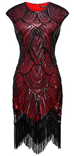 Izacu Flocc - Vestido - para mujer 143wine