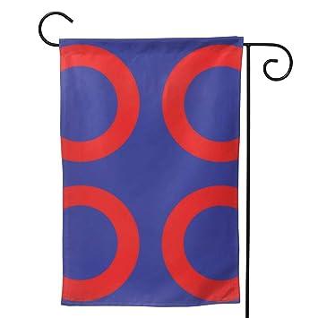 Amazon Com Hsdqe69 Phish Xxl Tela 1787 Bandera De Jardín