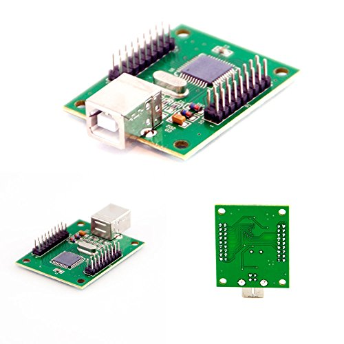 DIY Arcade USB Arcade 2 player kit for PC / MAC / PS3 / MAME