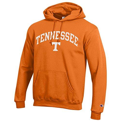 (Elite Fan Shop Tennessee Volunteers Hooded Sweatshirt Varsity Orange - L)