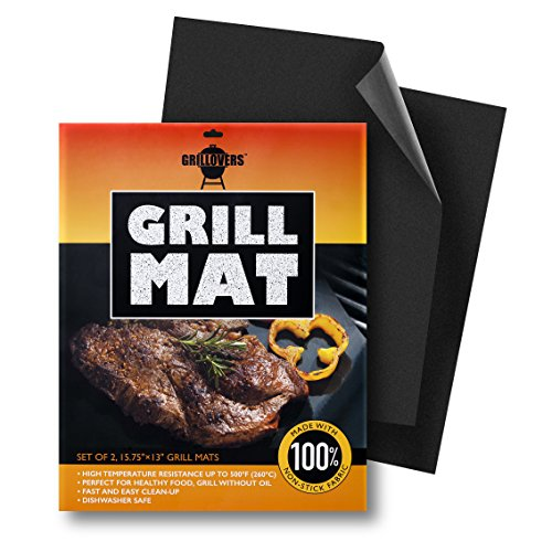 Grillovers Grill Mat Non Stick Reusable product image