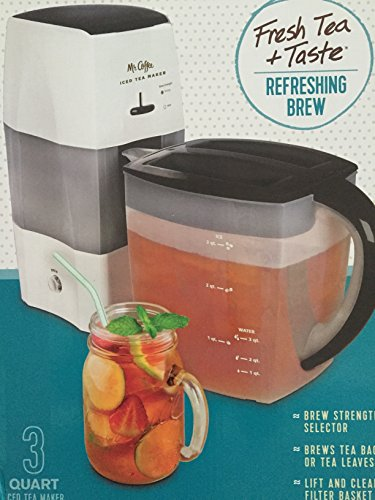 Mr. Coffee Iced Tea Maker 3