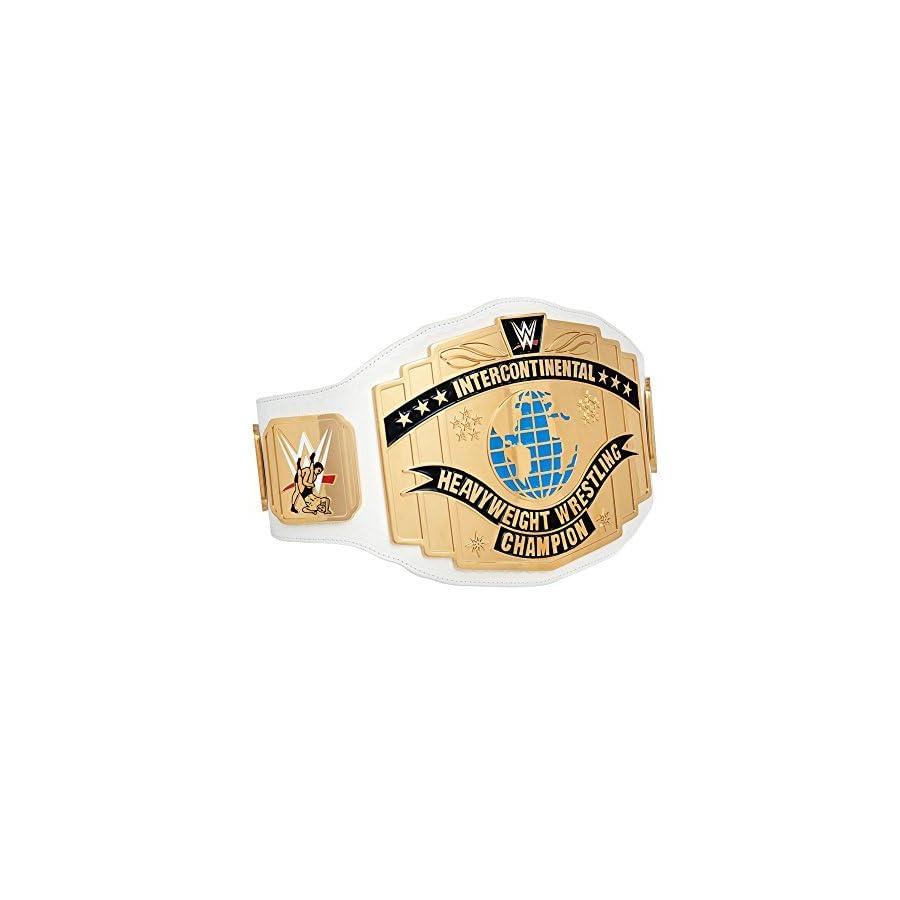 WWE Intercontinental Championship Replica Title Belt (2014)