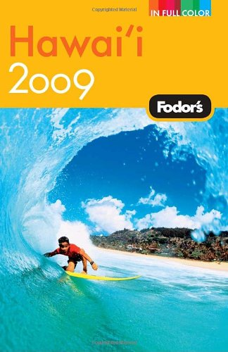Fodor's Hawaii 2009 (Full-Color Gold Guides)
