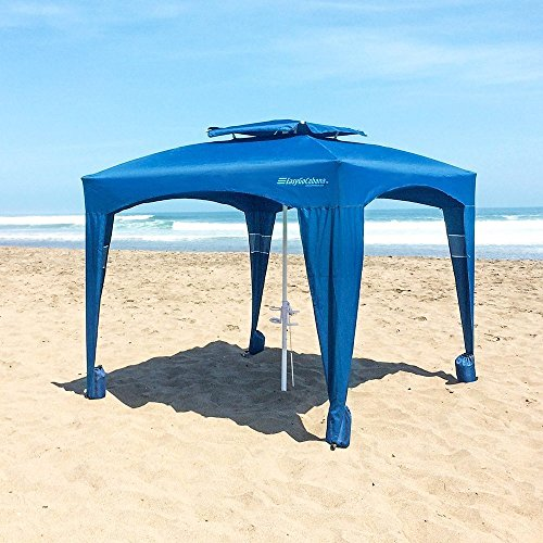 EasyGo Cabana -Beach u0026 Sports Cabana keeps you Cool and Comfortable. Easy Set-  sc 1 st  C&ing Companion & EasyGo Cabana -Beach u0026 Sports Cabana keeps you Cool and ...
