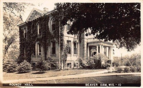 real-photo-postcard-roundy-hall-wayland-academy-beaver-dam-wisconsin111025